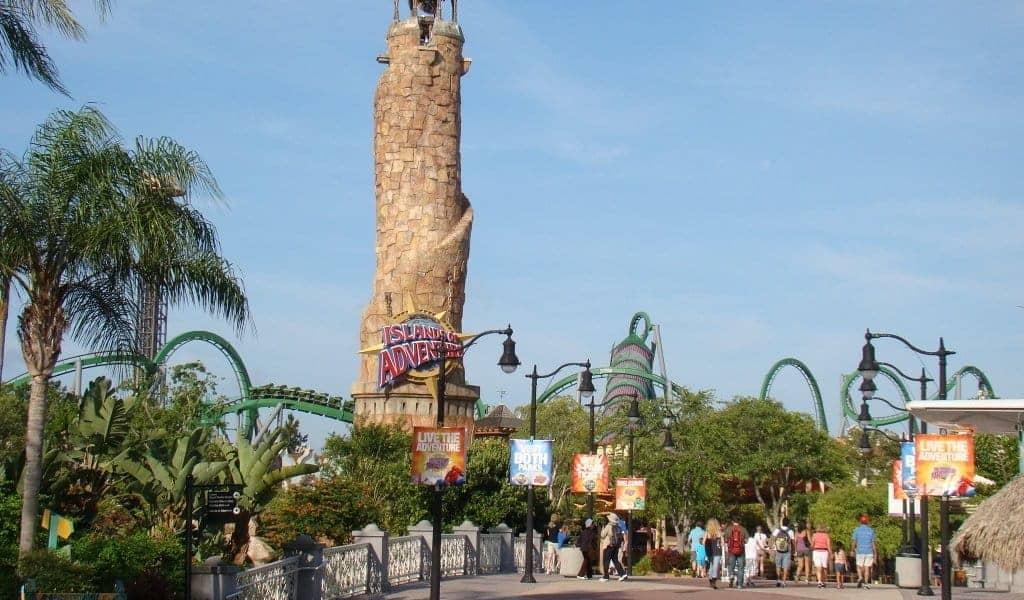 Férias na Disney: Island of Adventure