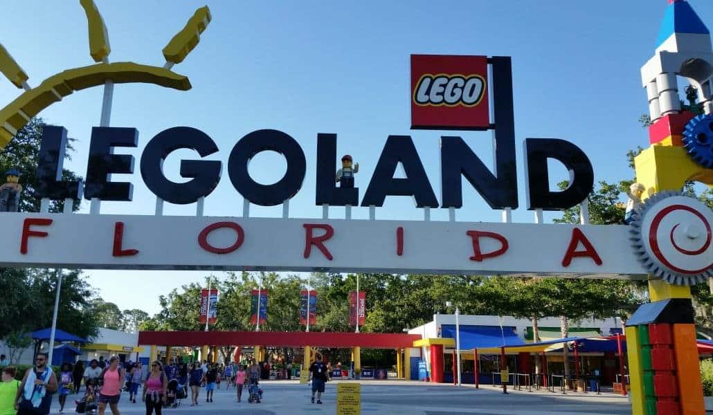 Férias na Disney: Legoland Park