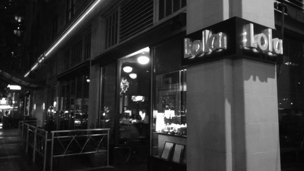 Lola Restaurante Grego em Seattle Fachada