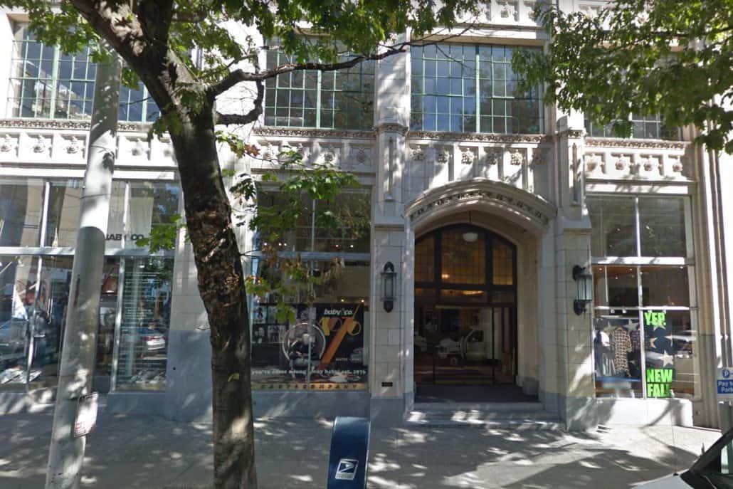 Tour Nirvana em Seattle: Terminal Sales Building (antiga locação da Sub Pop)