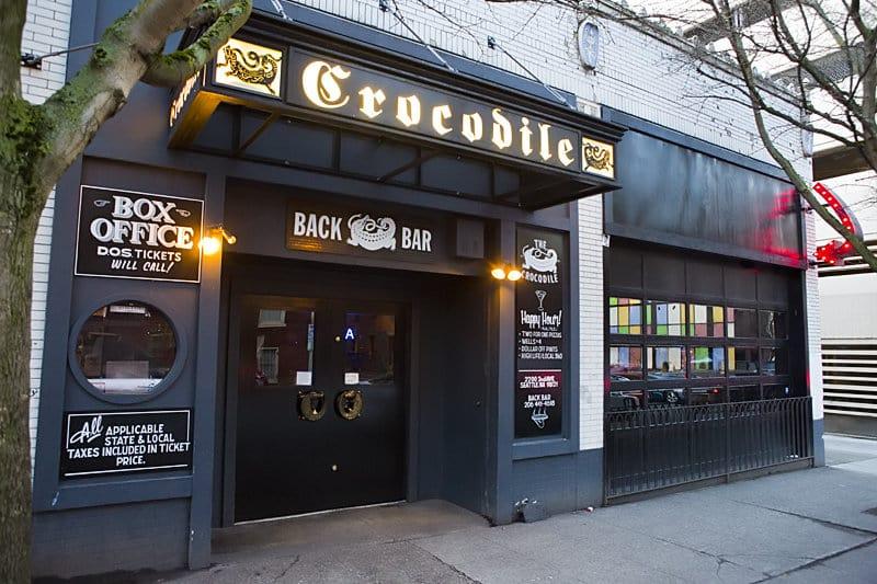 Tour Nirvana em Seattle: The Crocodile
