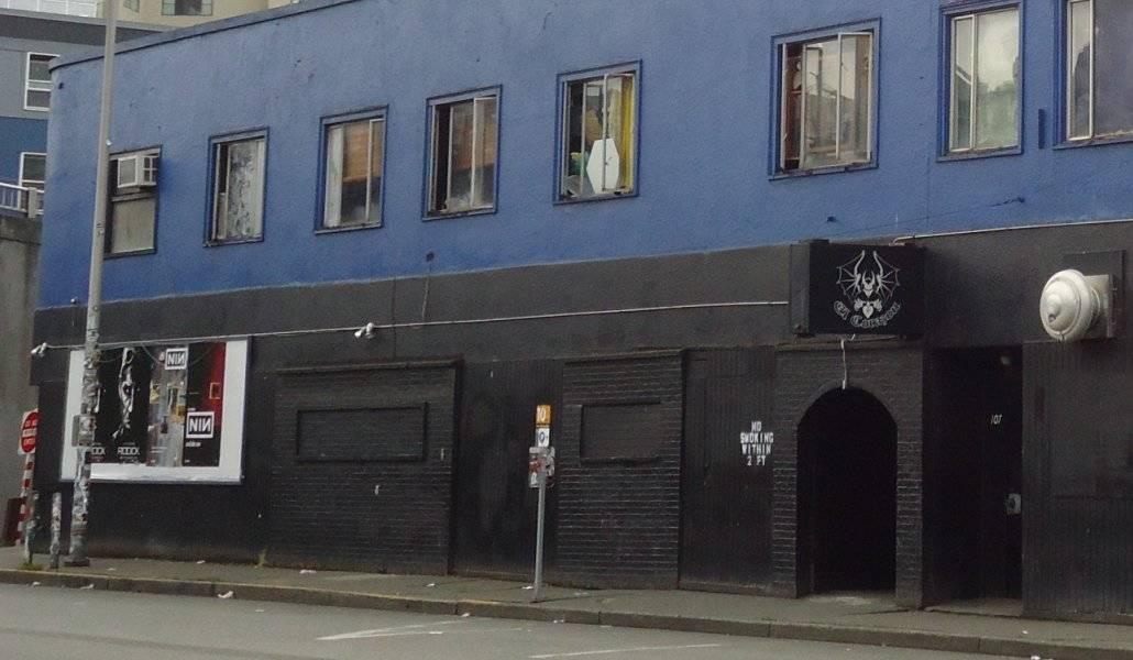 Tour Nirvana em Seattle: El Corazon