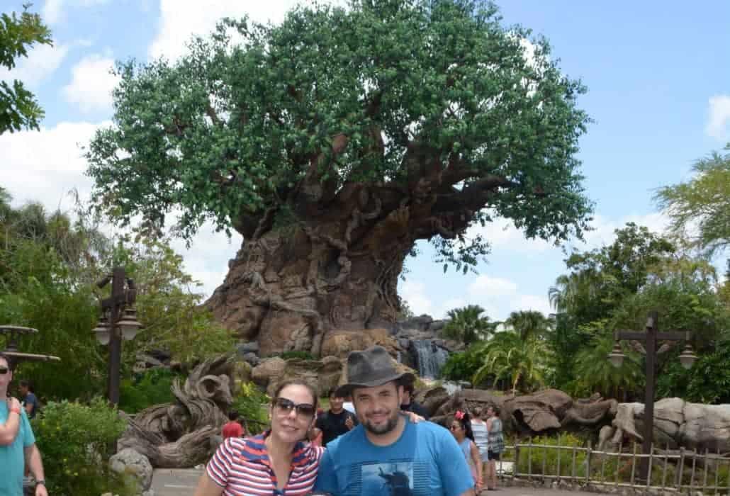 Viagem a Disney: árvore da vida no Animal Kingdom