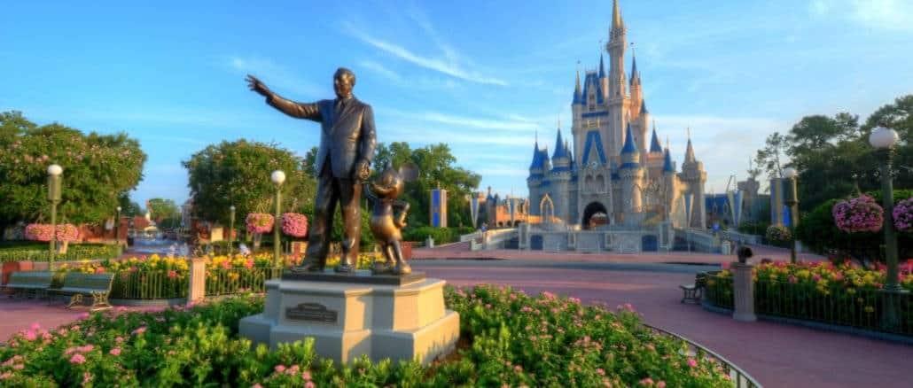 Viagem a Disney: Magic Kingdom