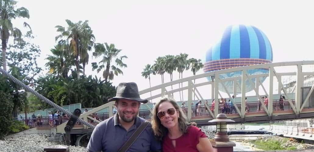 Viagem a Disney também tem Disney Springs