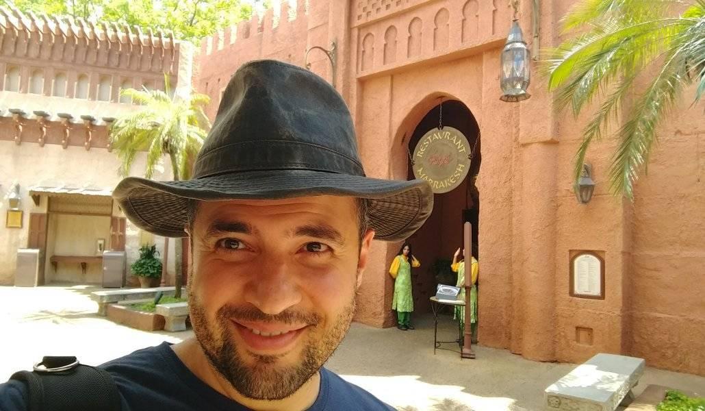 Restaurante Marrakesh no pavilhão do Marrocos - Epcot