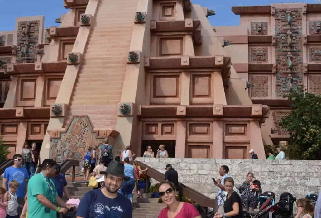 Pavilhão do México no World Showcase do Epcot