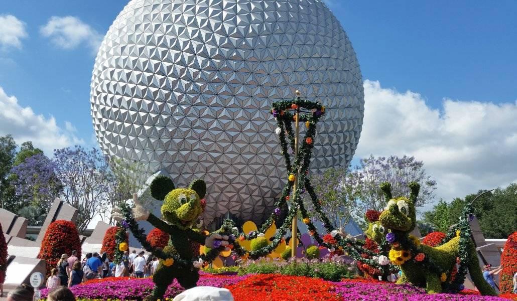 Viagem a Disney: Epcot