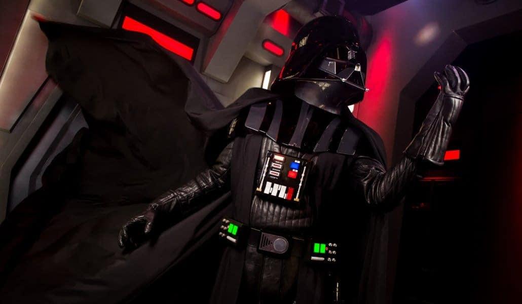 Hollywood Studios: Darth Vader do Star Wars