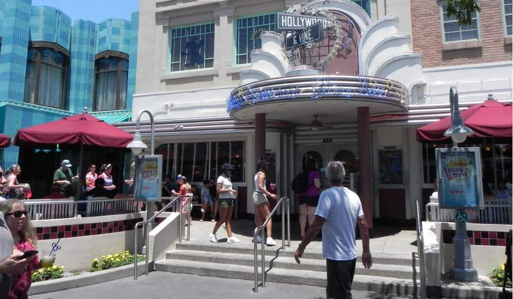 Hollywood & Vine no Hollywood Studios
