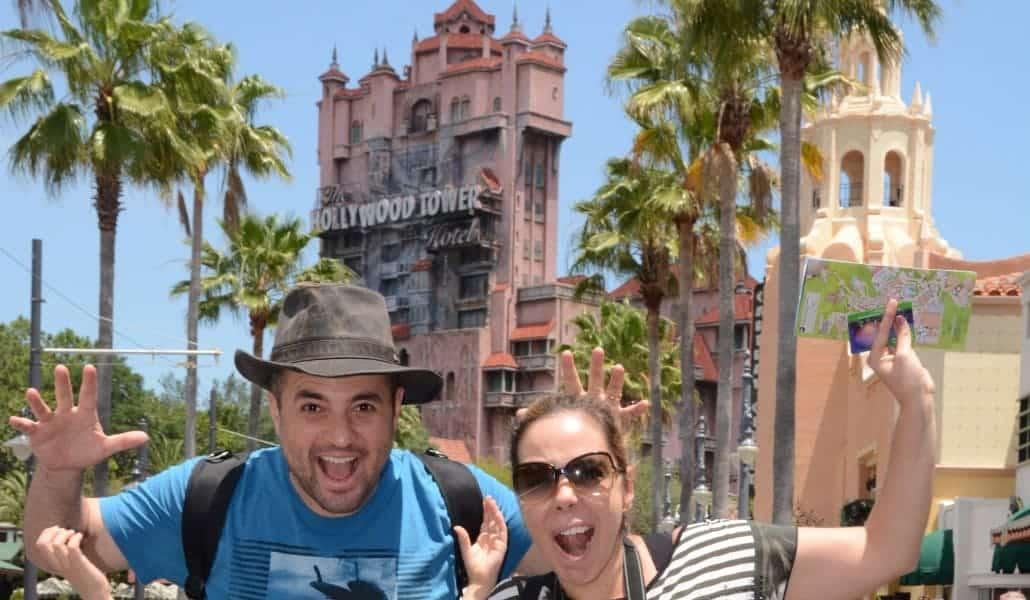 Torre do Terror no Hollywood Studios
