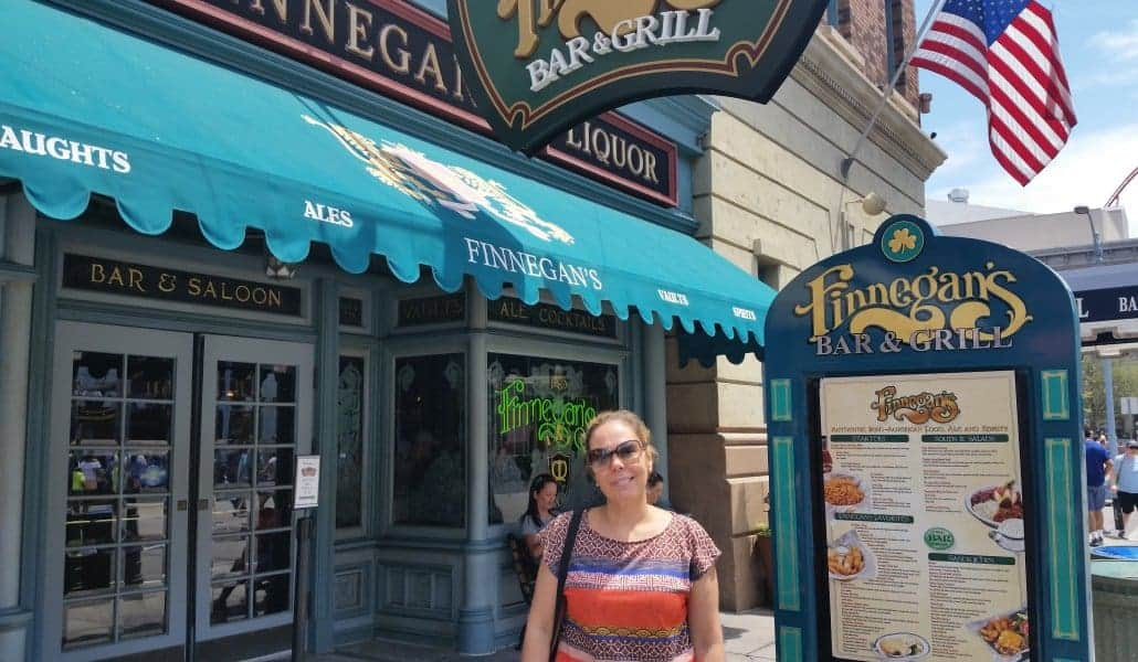 Finnegan's Bar & Grill no Universal Studios