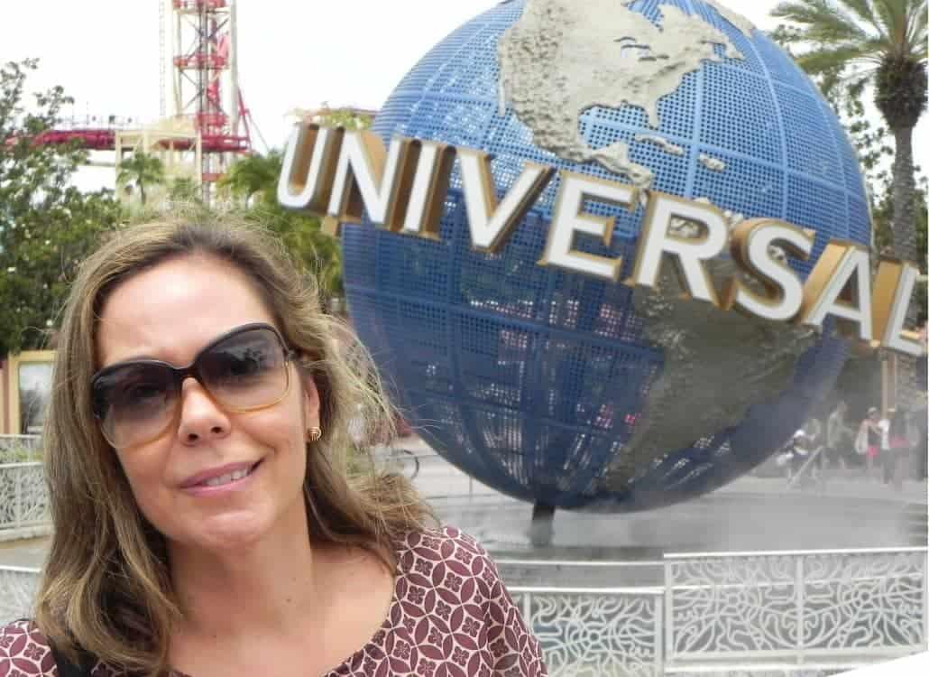 Viagem a Disney no Universal Studios