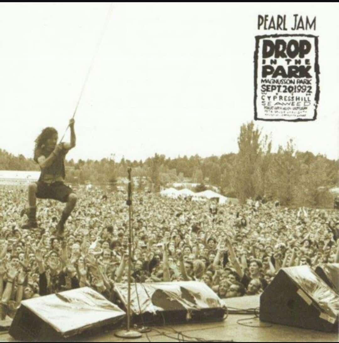 Tour Pearl Jam em Seattle: Drop in the Park no Magnuson Park