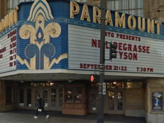 The Paramount Theatre em Seattle