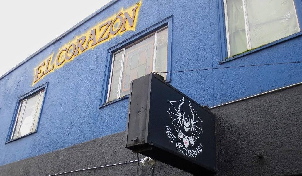 Tour Pearl Jam em Seattle: El Corazón
