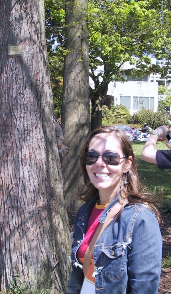 """Tá aqui a prova do """"causo"""" do esquilo no Green Lake Park em Seattle"""