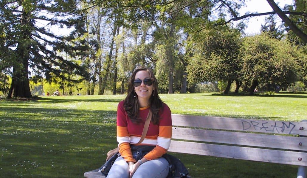 Green Lake Park em Seattle