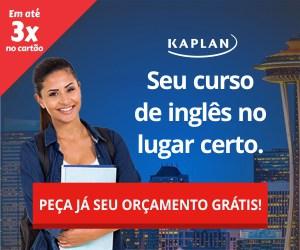 curso de inglês kaplan
