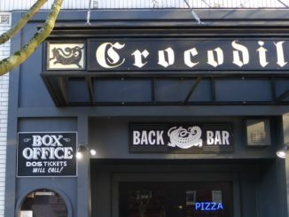 The Crocodile em Seattle