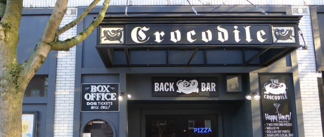 The Crocodile em Seattle