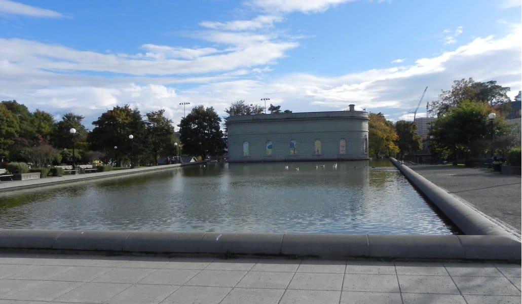 Carl Anderson Park em Capitol Hill - Seattle